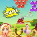 Шарики «Цыплята в пузырях»: играть бесплатно