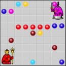 Шарики «Шарики Линии 98: За королём!»: играть бесплатно